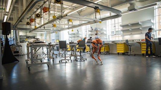 Center for Autonomous Systems and Technologies (CAST)