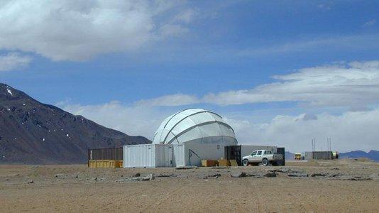 Chajnantor天文台