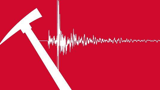 凿和地震仪