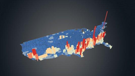 地图:koko体育/麻省理工学院投票技术项目