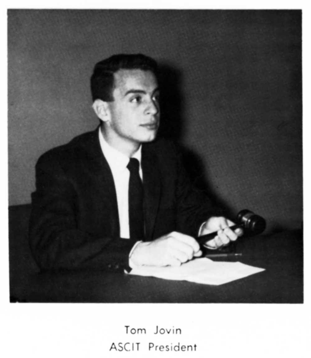 Tom Jovin