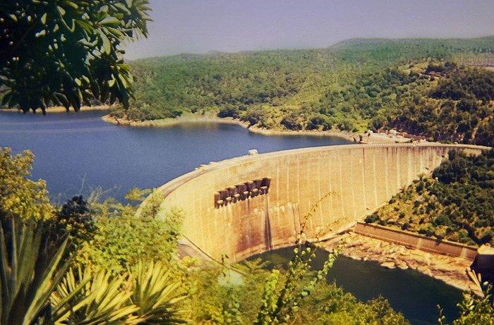 The Kariba Dam
