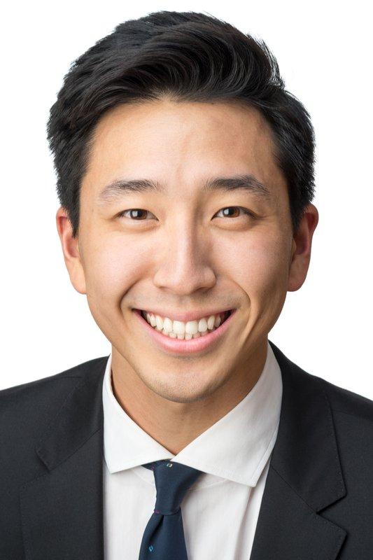 Caltech graduate student Justin Lee