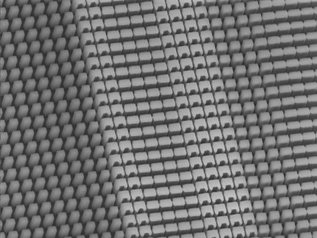 Nanoposts