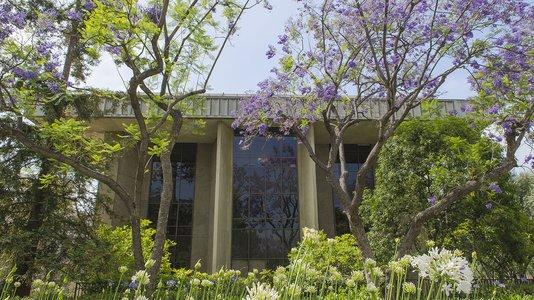 Baxter Hall, Caltech