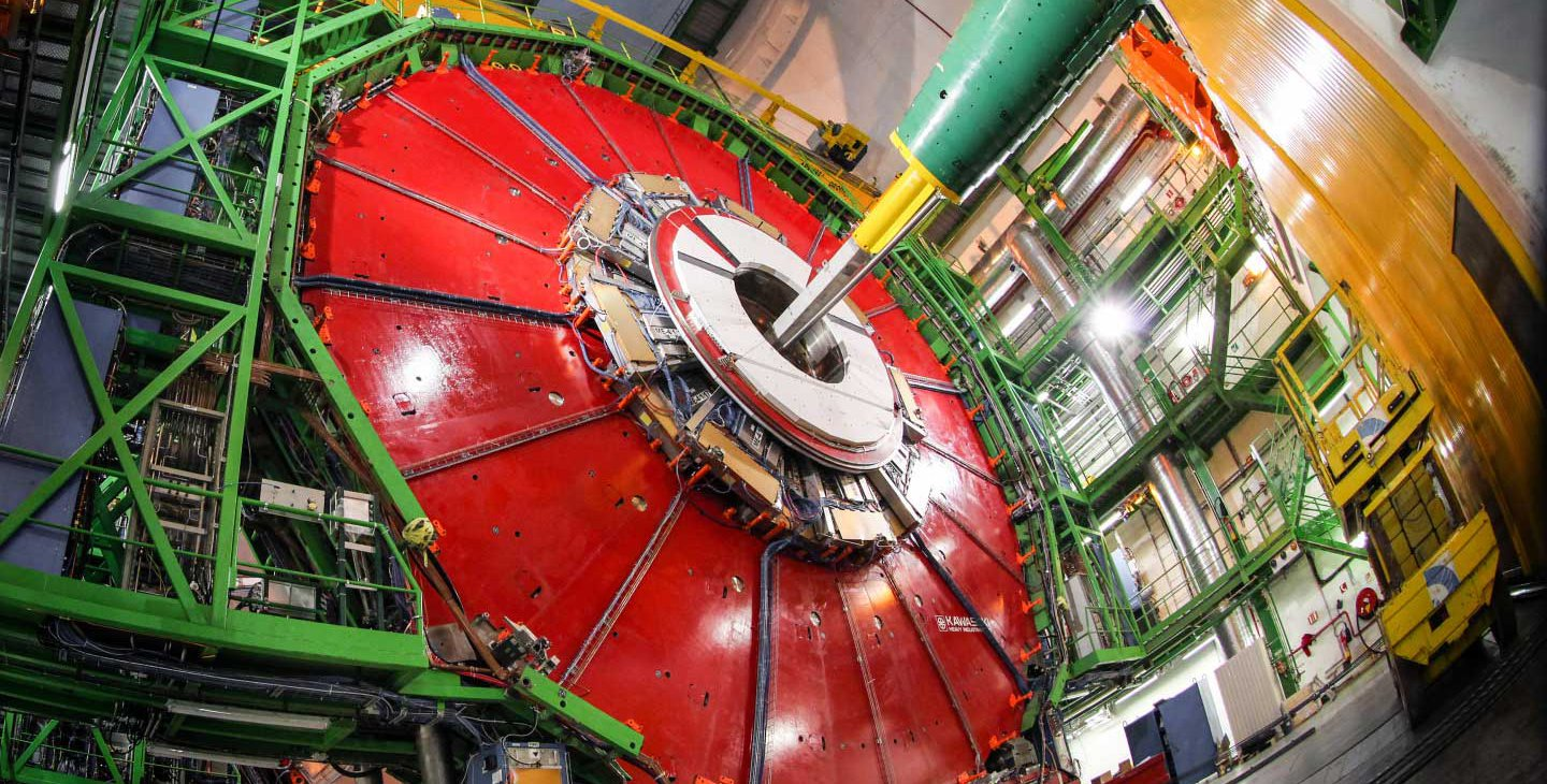 Compact Muon Solenoid (CMS) at the LHC