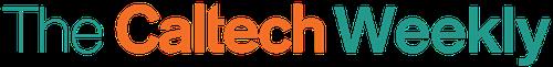 Caltech Weekly logo