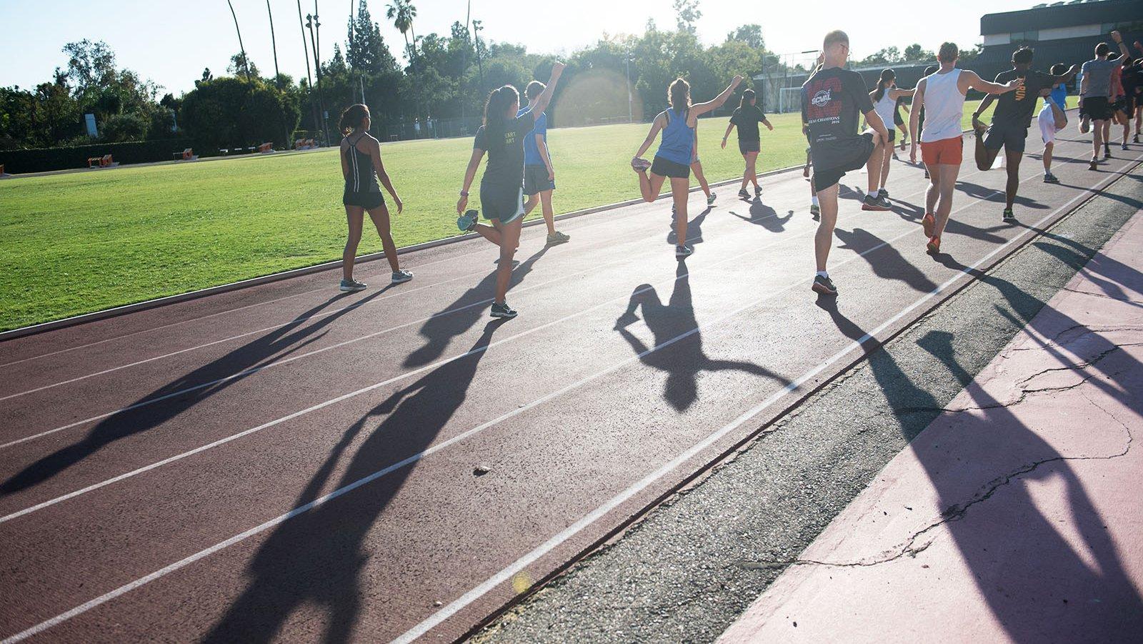 Caltech track