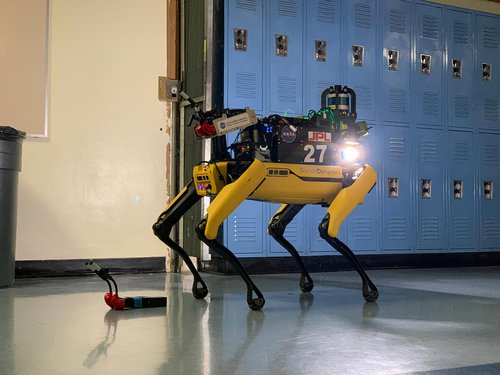 "Boston Dynamics ""Spot"""