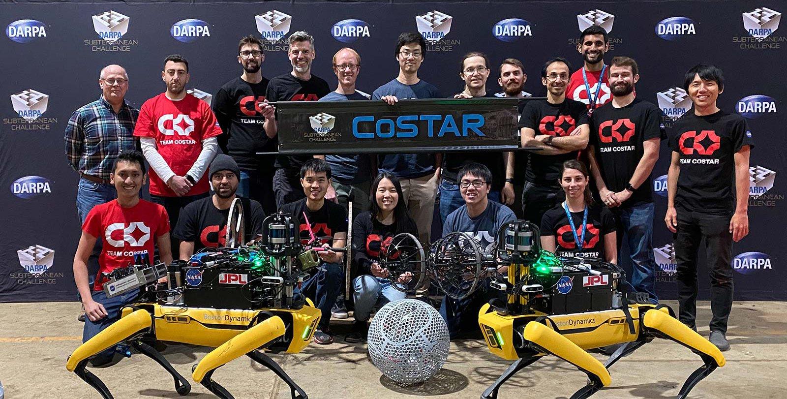 Team CoSTAR