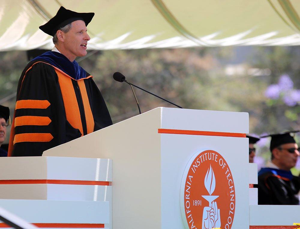 Rosenbaum speech