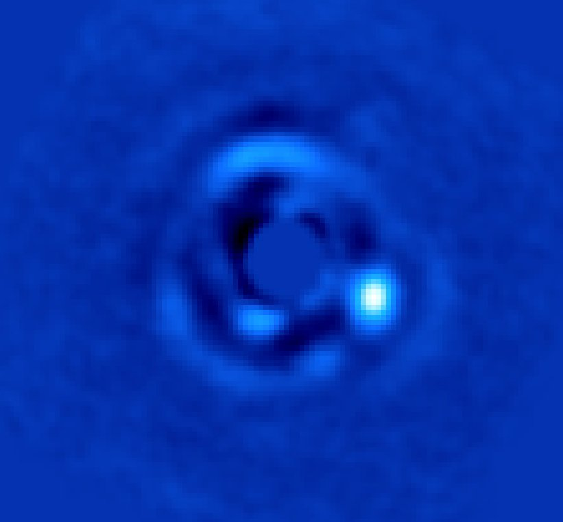 Brown dwarf HIP 79124 B