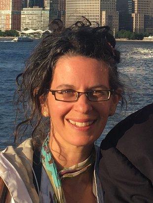 Headshot of Professor Dianne K. Newman
