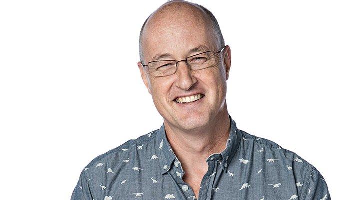 Caltech geochemist John Eiler