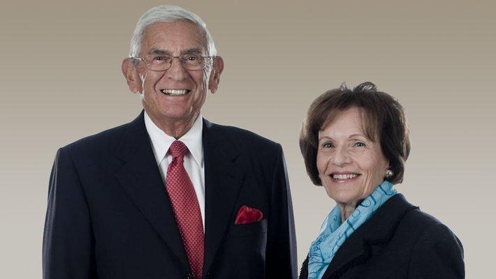 photo of Eli and Edythe Broad