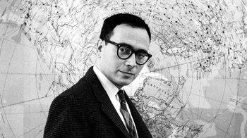 Frank Press portrait