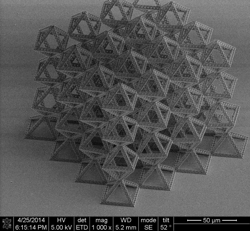 Nanotruss