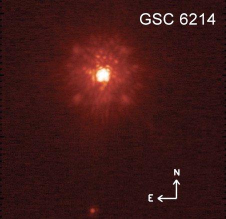 Planetary-mass companion GSC 6214-210 b