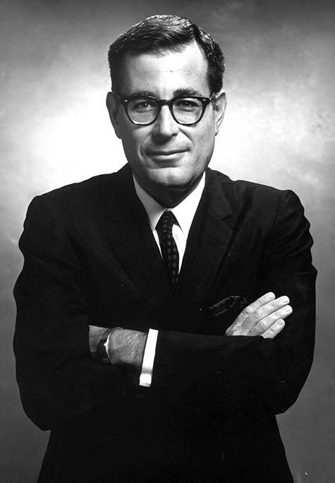 photo of Harold Brown