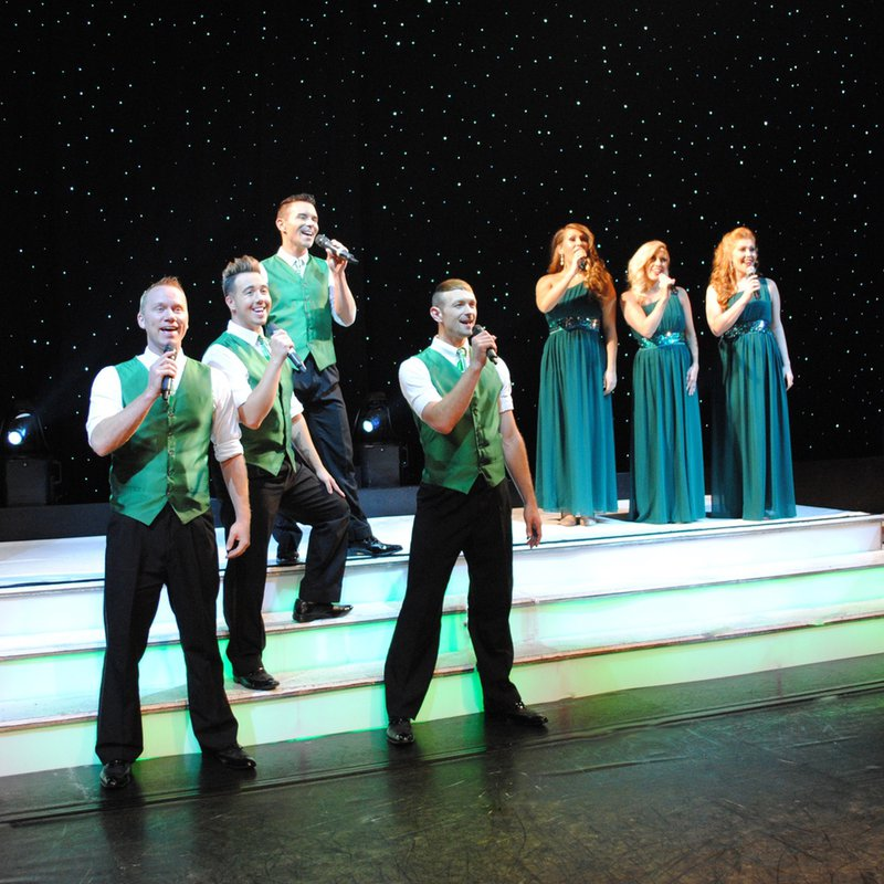 Irish Tenors and Celtic Ladies