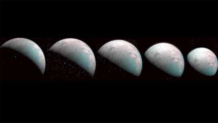 Photos of Ganymede