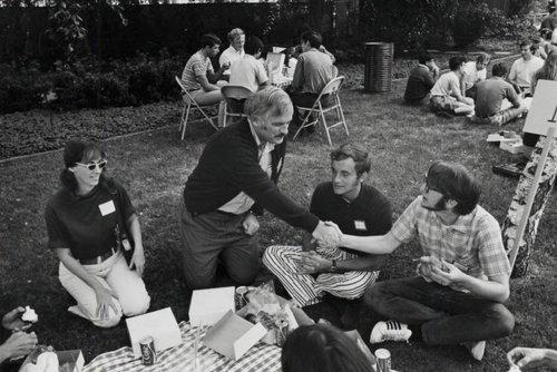 Student picnic