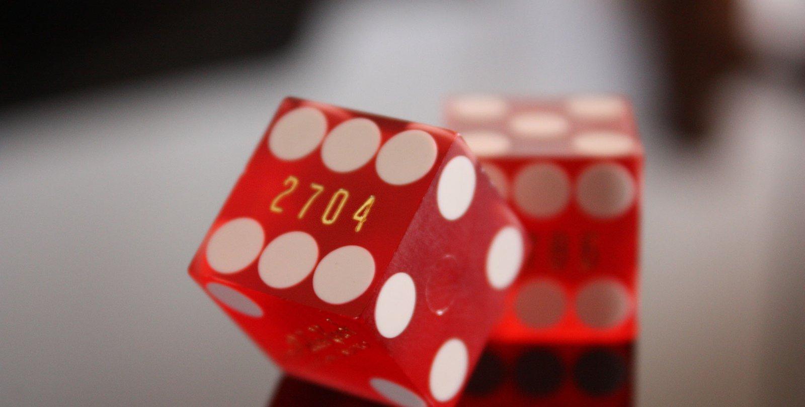 Photo of dice
