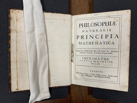 Photo of Caltech's Principia.