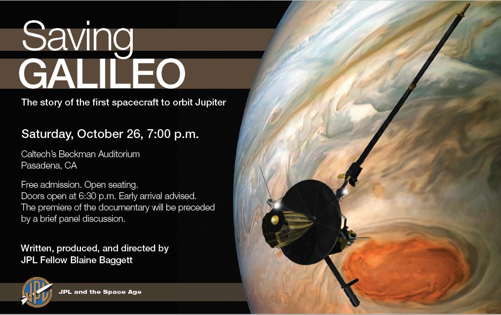 Graphic of Galileo Screening