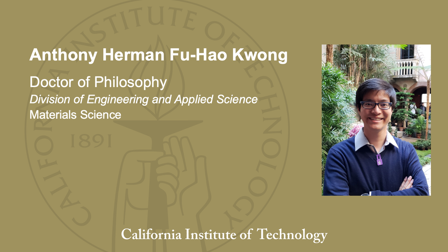 Anthony Herman Fu-Hao Kwong