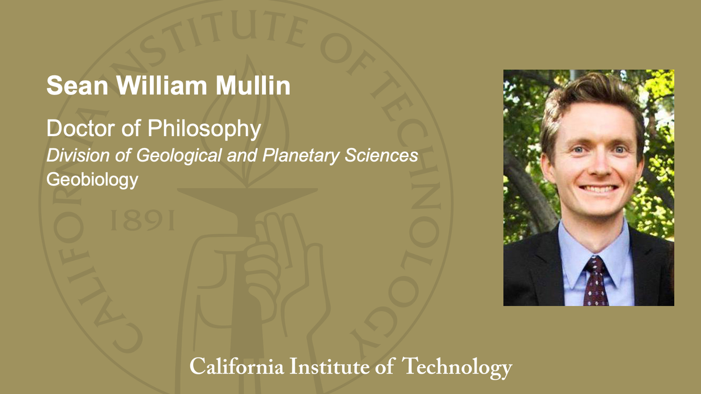 Sean William Mullin