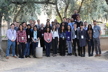 Participants in the 2019 Caltech Space Challenge