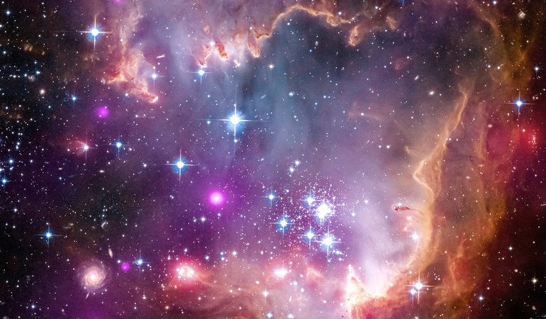 The Wing of the Small Magellanic Cloud