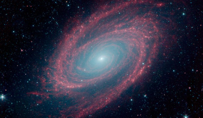 Messier 81 galaxy