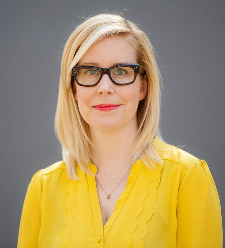 A portrait of Susanne Hall