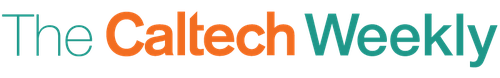 logo for The Caltech Weekly email newsletter
