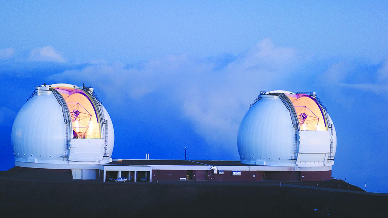 W.M. Keck Observatory