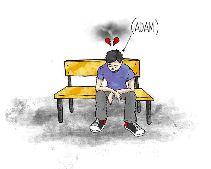 Adam Alone