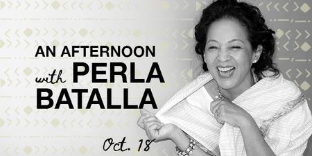 Perla Batalla event image