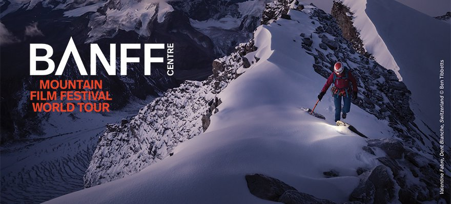 Banff Mountain Film Festival 2020 image