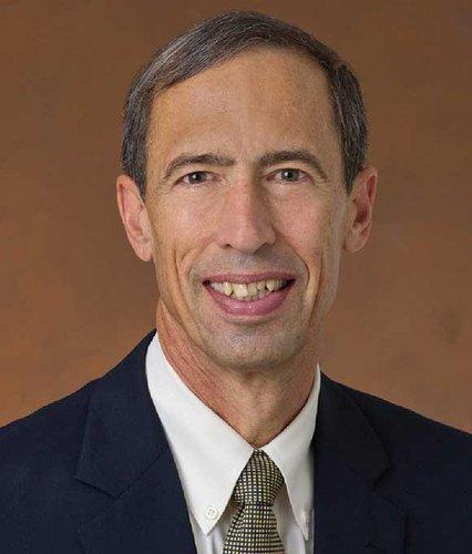 JPL Deputy Director Larry D. James