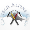 Caltech Alpine Club logo