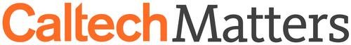 Caltech Matters logo