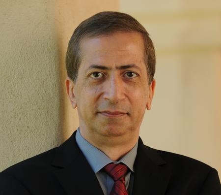 Photo of Yaser Abu-Mostafa