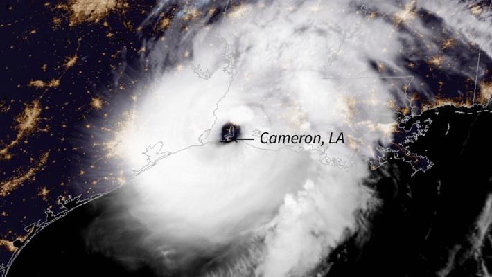 Hurricane Laura