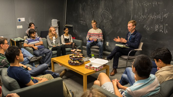TeachWeek focuses on Caltech's recent efforts to create an innovative learning environment that changes the world through unique teaching techniques.