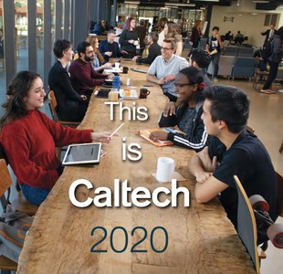 cover of the 2020 edition of This is Caltech